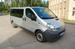 Nissan Primastar Long - Ecorent autonoma