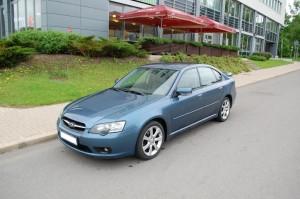 Subaru Legacy - Ecorent autonoma