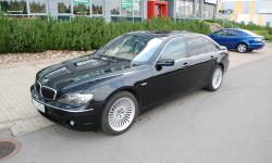 BMW 750 Long - Ecorent.lv auto noma