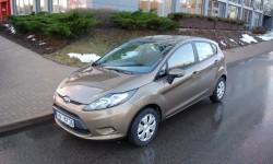 Ford Fiesta - Ecorent.lv auto noma